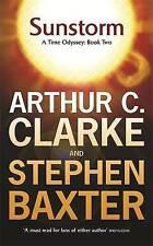 Sunstorm: A Time Odyssey, Book Two (Gollancz S.F.), By Arthur C. Clarke, Stephen
