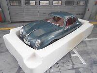 "PORSCHE 356 A Carrera Coupe "" 70 Jahre Porsche "" blau blue met NEU Schuco 1:18"