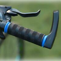 1 Paar MTB Fahrradgriffe Mountainbike Fahrrad Lenker Lenker aus weichem Gum E6L9