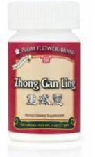Plum Flower Zhong Gan Ling Tablets, Cold Burst Teapills 100 ct