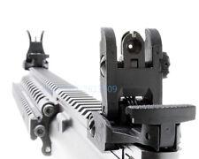 Folding Front & Rear Set Front & Rear Sight Set  71L-F/R black