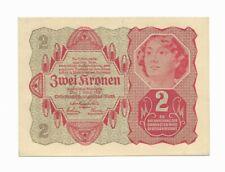 Austria 2 Krone 1922