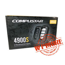 Compustar CS4900-S 2-Way LED Remote Start 2WG15-FM CS4102 G9 G15 G7 CS4900S