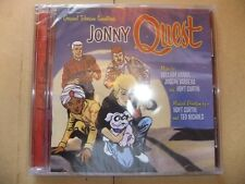 HANNA BARBERA JONNY QUEST Original TV soundtrack CD 60s SEALED limited edition