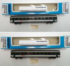 Märklin H0 4215 + 4216 + 4217: SBB CFF FFS EW-IV D-Zug + Wrm - Ep. IV / V - OVP