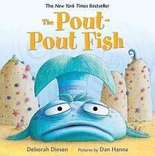 The Pout-Pout Fish by Diesen, Deborah (Board book book, 2013)