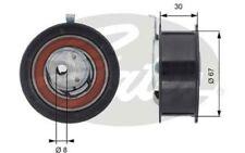 GATES Polea tensora correa dentada Para AUDI 80 VOLKSWAGEN PASSAT T43069