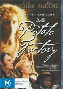 The Potato Factory DVD Brand New and Sealed Australia