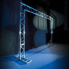 More details for showtec mobile dj truss stand gantry lighting overhead
