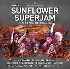 Ian Paice's Sunflower Superjam - Various Artists (NEW CD+DVD)