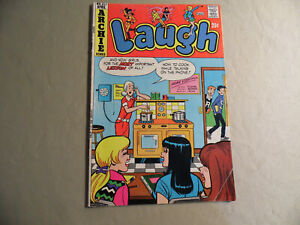 Laugh #277 (Archie Comics 1974) Free Domestic Shipping