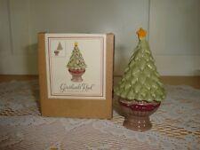 Stackable Christmas Tree Salt & Pepper Shaker Set -Autumn-Fall-Thanksgiving