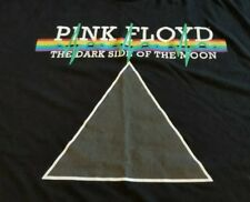 Pink floyd dark side of the moon t shirt,T-shirt for men 4XL original 33×30 IN