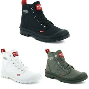 Palladium Pampa Hi Dare Unisex Stiefel | Boots | Booties | Canvas - NEU