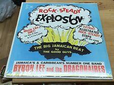 Byron Lee & The Dragonaires Rock-Steady Explosion Top of Ladder Ska Near Mint