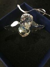 Swarovski Crystal Michael Christmas 2012 Angel Ornament #1140003 - Retired