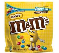 M & M s M&M's Peanut Chocolate Candies Candy