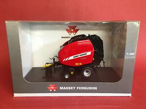 Universal Hobbies 1/32 Massey Ferguson 520V Round Baler No4015 MIB