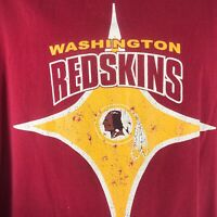 Vintage Washington Redskins T Shirt Sz XL Starter USA
