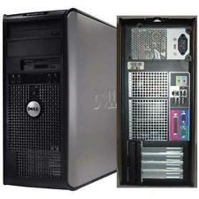 Dell Optiplex 760 Tower C2D E8400 3.0GHz 4GB RAM 320GB HD windows 7 Pro