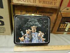 Jim Henson's Muppet Show (1977) Pigs in Space ~ Metal Lunch Box ~ Vtg Retro Ltd