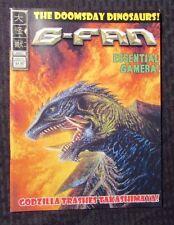 2003 G-FAN Magazine Fanzine #61 VF+ Godzilla - Gamera - Takashimaya
