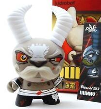 Kidrobot DUNNY Serien 2013 Side Show - White Horn Figur selten by Schreiber