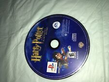 Harry Potter and the Sorcerer's Stone Sony PlayStation PS1 DISC ONLY Freeship