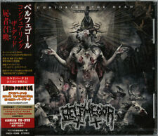 BELPHEGOR-CONJURING THE DEAD-JAPAN CD+DVD Ltd/Ed G22