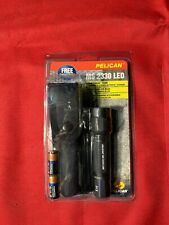 PELICAN - P/N 2330-015-110 - M6 2330 LED TACTICAL FLASHLIGHT - MADE IN USA