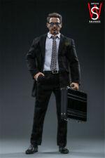 1:6 SWtoys FS021 The Avengers Iron Man Tony W/Head & Body Male Figure Full Set