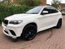 "BMW X6 30d 3.0 xdrive 2013 5 seats Auto 21"" M Performance black alloys"