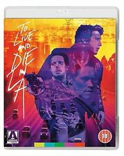 To Live & Die In LA - 2 x Blu-Ray - Special Edition - William Friedkin