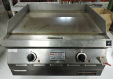 Garland Electric Commercial Grills, Griddles & Broilers