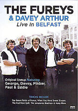 FUREYS & DAVEY ARTHUR - LIVE IN BELFAST DVD The Green Fields of France