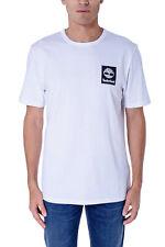 TIMBERLAND - T-shirt uomo con grafica sul retro