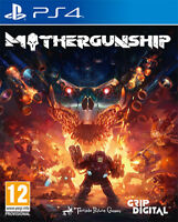 Mothergunship PS4 PLAYSTATION 4 Sold Out Publishing