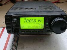 ICOM IC 706 HF/ VHF TRANSCEIVER