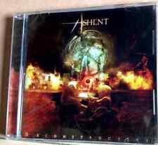 ASHENT / DECONSTRUCTIVE - CD (Finland 2009) SIGILLATO / SEALED