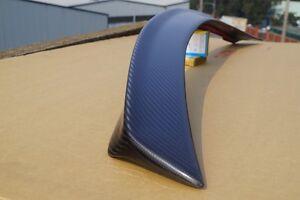 Carbon Jaguar X-Type Trunk Deck Lip Spoiler A Type Saloon 2001-2006