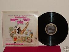 DOCTOR DOLITTLE  vinyl lp ORIGINAL SOUNDTRACK 1967 MINT