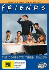 Friends : Complete Series 3 (DVD, 2006, 4 x Disc Set, region 4) p4