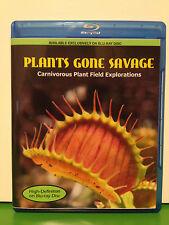 Carnivorous Plant Hd Video (Blu-Ray Disc)- Venus Flytraps, Pitcher Plants & More