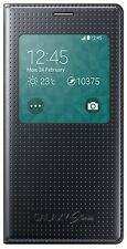 Original Samsung Galaxy S5 Mini S-View Cover EF-CG800BKEGWW Handy Schutz Hülle