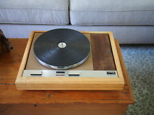 THORENS TD125 Mk I Turntable - Fully Restored and Customized - Excellent Sound