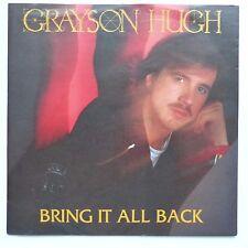 GRAYSON HUGH Bring it all back PB49317 Discothèque RTL