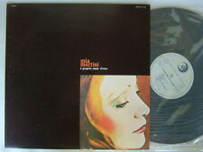 PROMO WHITE LABEL / MIA MARTINI E PROPRIO COME VIVERE / NM MINT- VINYL