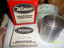 SUZUKI RM100 WISECO PISTON KIT 414P6  .060 OVER