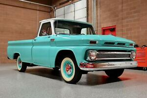 1965 Chevrolet C-10 Fleetline Pickup