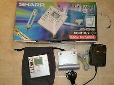 New listing minidisk sharp md-mt877